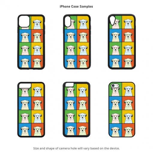 Pyrenean Shepherd iPhone Cases