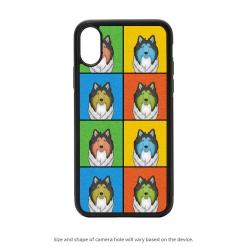 Collie iPhone X Case
