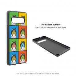 Collie Samsung Galaxy S10 Case