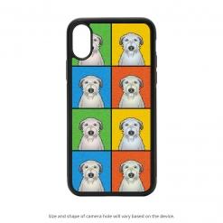 Scottish Deerhound iPhone X Case