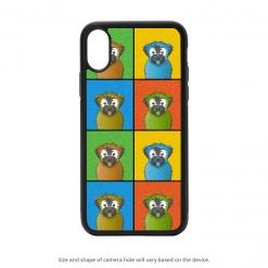 Soft Coated Wheaten Terrier iPhone X Case
