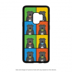 Staffordshire Bull Terrier Galaxy S9 Case