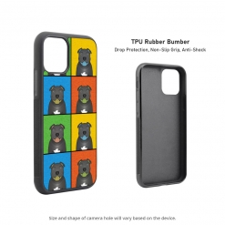 Staffordshire Bull Terrier iPhone 11 Case