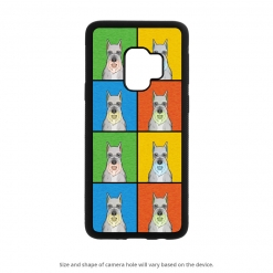 Schnauzer Galaxy S9 Case