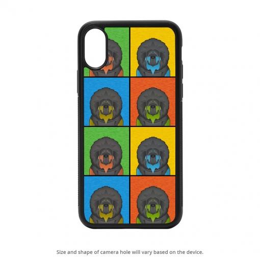 Tibetan Mastiff iPhone X Case