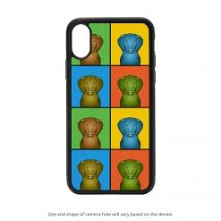 Vizsla iPhone X Case