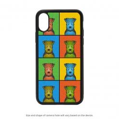 Welsh Terrier iPhone X Case
