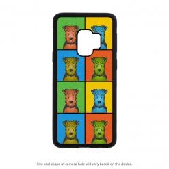 Welsh Terrier Galaxy S9 Case