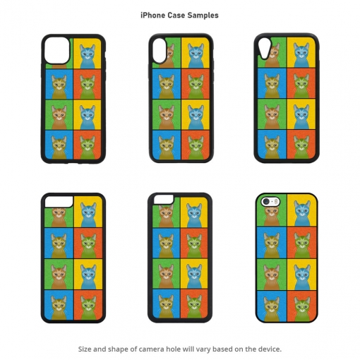 Abyssinian iPhone Cases
