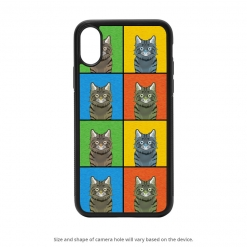 American Bobtail iPhone X Case