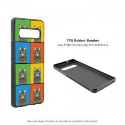 American Bobtail Samsung Galaxy S10 Case