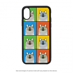 Birman iPhone X Case