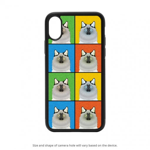 Birman iPhone X Case