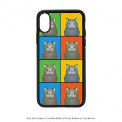 British Shorthair iPhone X Case