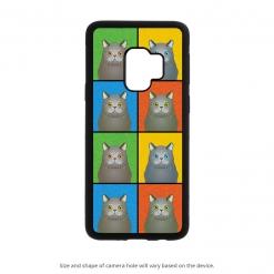 British Shorthair Galaxy S9 Case