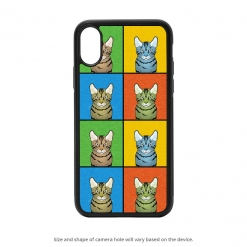 California Spangled iPhone X Case