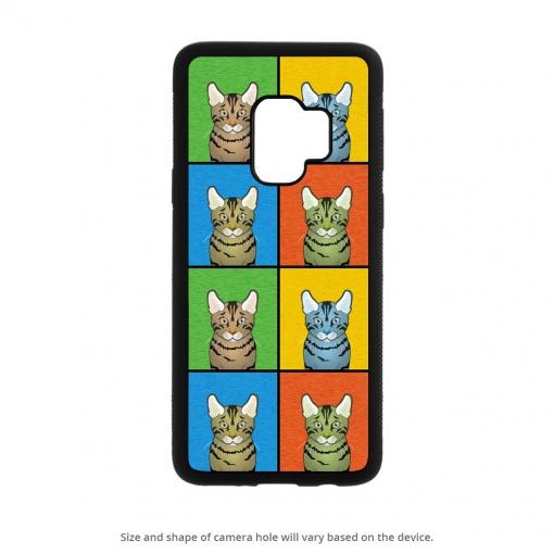 California Spangled Galaxy S9 Case