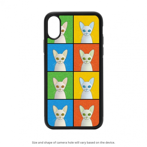 Cornish Rex iPhone X Case