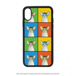 Devon Rex iPhone X Case