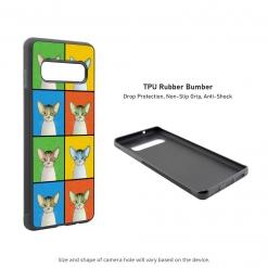 Devon Rex Samsung Galaxy S10 Case