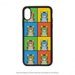 Exotic Shorthair iPhone X Case