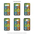 Exotic Shorthair Galaxy Cases