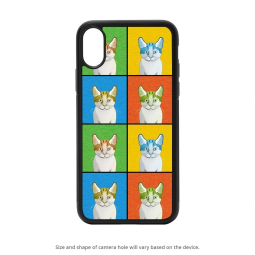 Manx iPhone X Case