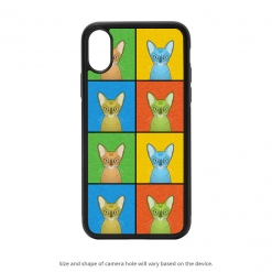 Oriental Shorthair iPhone X Case