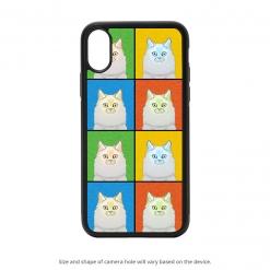 Ragdoll iPhone X Case