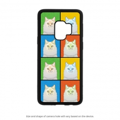 Ragdoll Galaxy S9 Case