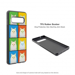 Ragdoll Samsung Galaxy S10 Case