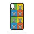Russian Blue iPhone X Case