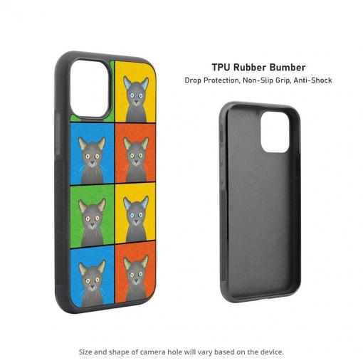 Russian Blue iPhone 11 Case