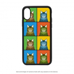 Savannah iPhone X Case