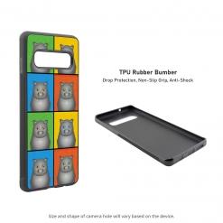 Scottish Fold Samsung Galaxy S10 Case