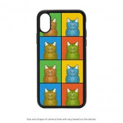 Selkirk Rex iPhone X Case