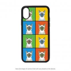 Siamese iPhone X Case