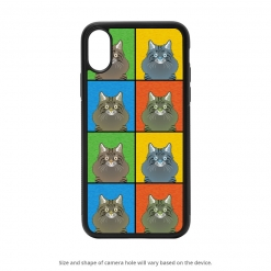 Siberian iPhone X Case