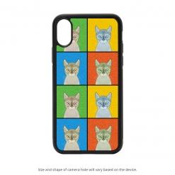 Singapura iPhone X Case