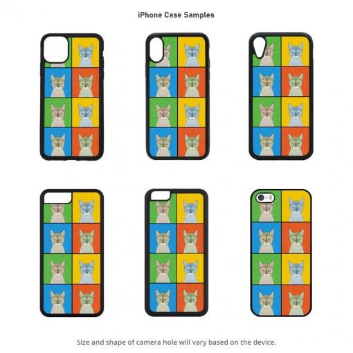 Singapura iPhone Cases