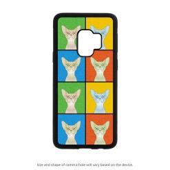 Sphynx Galaxy S9 Case