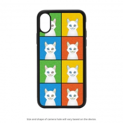Turkish Angora iPhone X Case