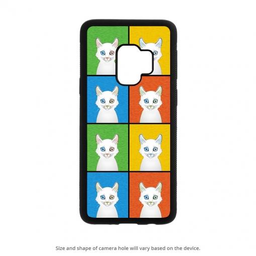 Turkish Angora Galaxy S9 Case