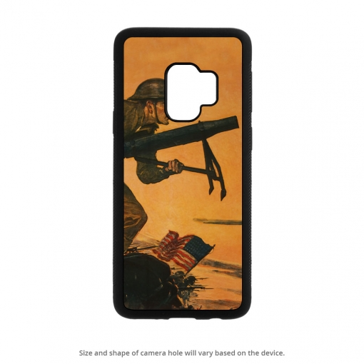 Military Galaxy S9 Case