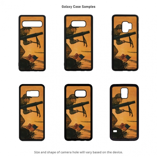 Military Galaxy Cases