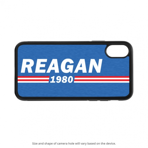 Ronald Reagan iPhone X Case
