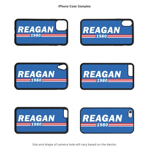 Ronald Reagan iPhone Cases