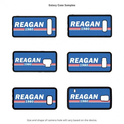 Ronald Reagan Galaxy Cases