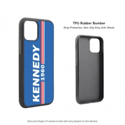 John F. Kennedy iPhone 11 Case