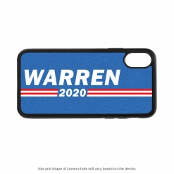 Elizabeth Warren iPhone X Case